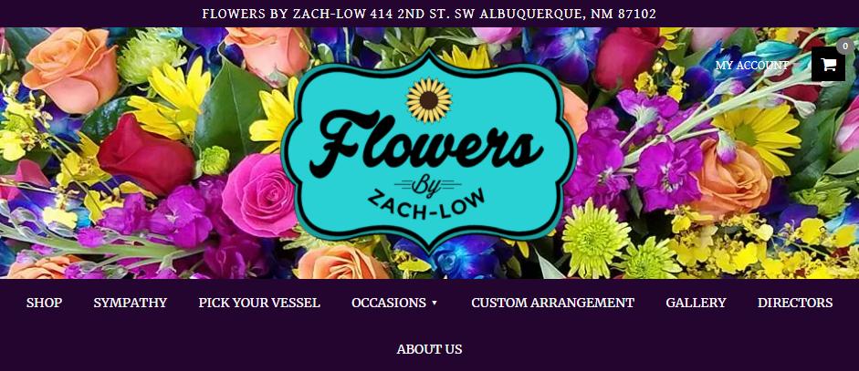 Professional Florists in Albuquerque