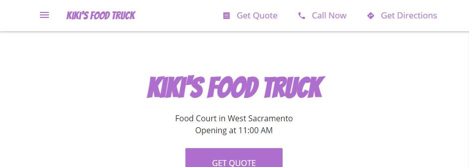 Amazing Food Trucks in Sacramento, CA
