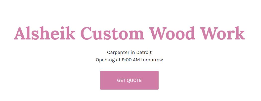 custom cabinets in Detroit