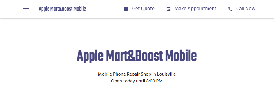 Finest Cell Phone Repair in Louisville, KY