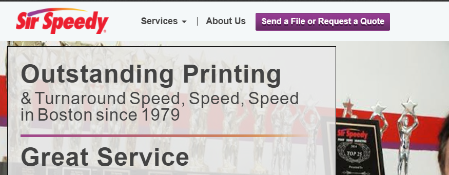 Top-rated Printing in Boston