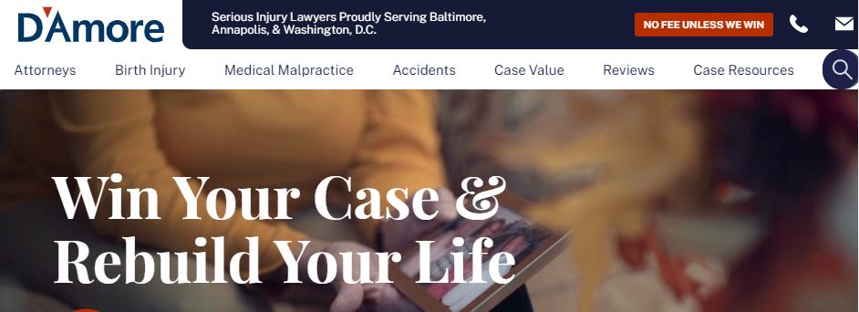 Tenacious Medical Malpractice Attorneys in Baltimore