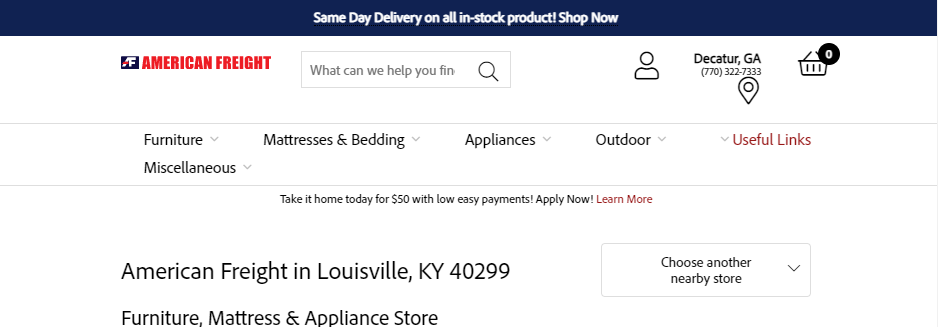 Cheap Mattress Stores in Louisville, KY
