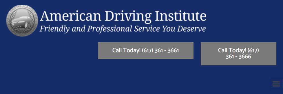 driving schools in Boston