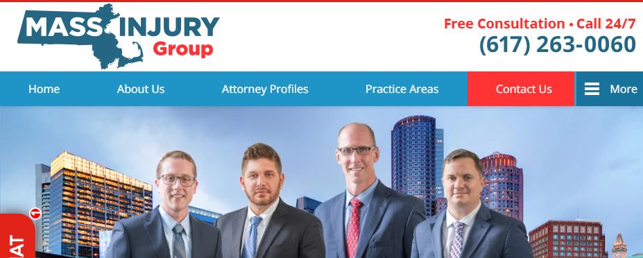 Reliable Compensation Attorneys in Boston