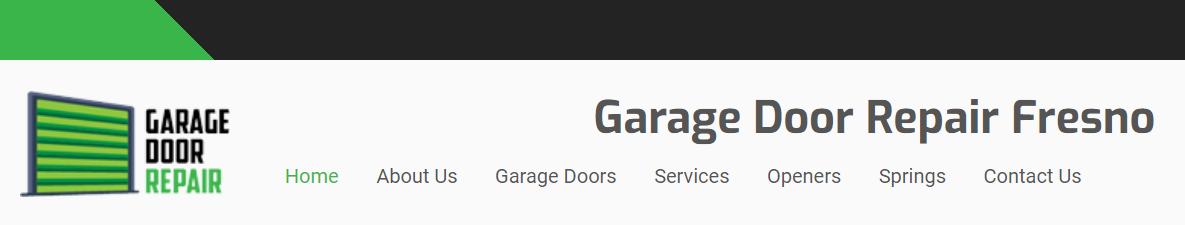 garage door repair in Fresno