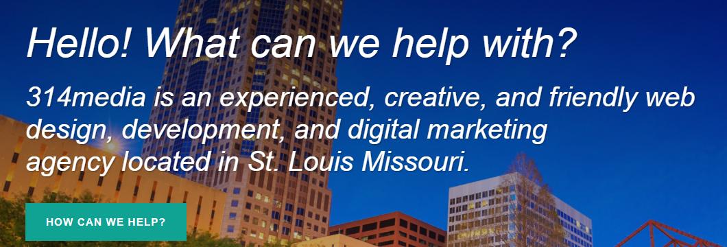 web development in St. Louis