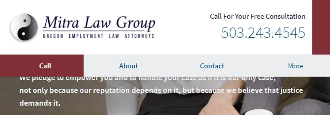 confident Employment Attorneys in Portland
