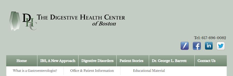 Reliable Gastroenterologists in Boston