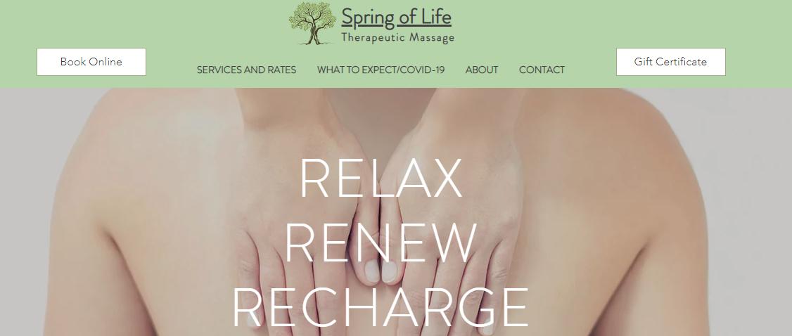 green Best Thai Massage in Milwaukee
