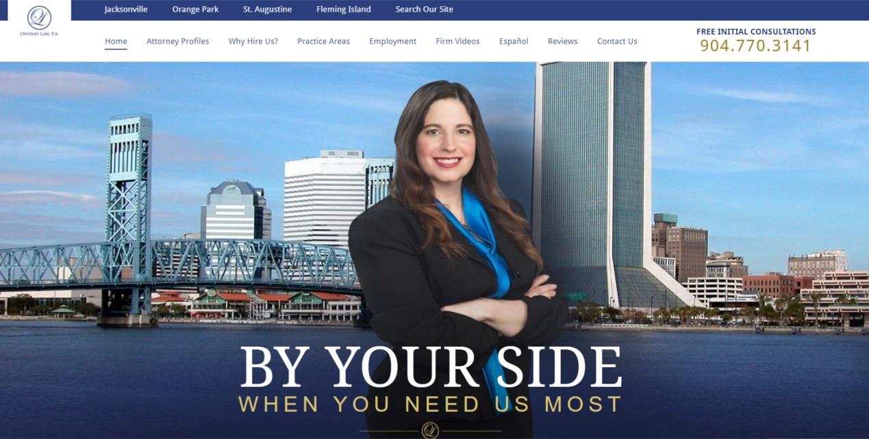 Best Contract Attorneys in Jacksonville