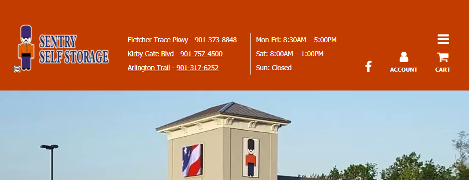 Affordable Self Storage Facilities in Memphis