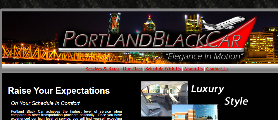 Finest Limo Hire in Portland, OR