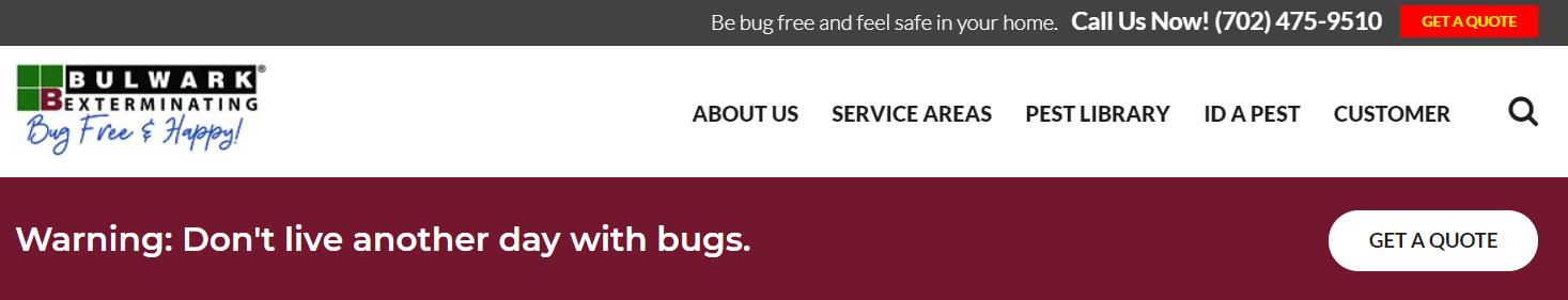 pest control companies in Las Vegas