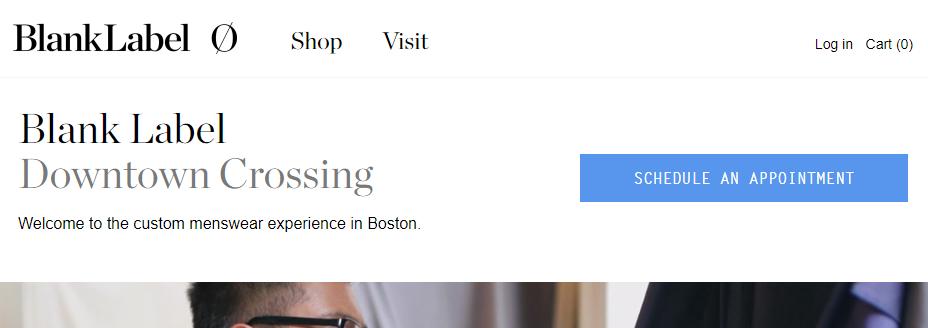 Finest Men's Clothing in Boston, MA