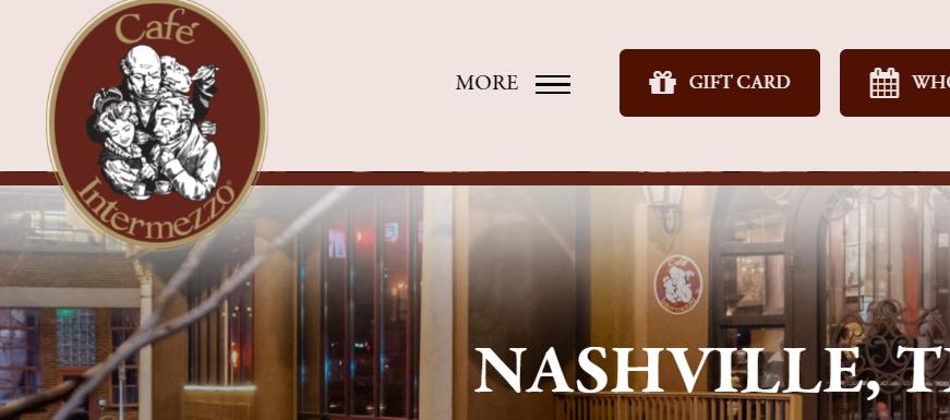 Finest Cafe in Nashville