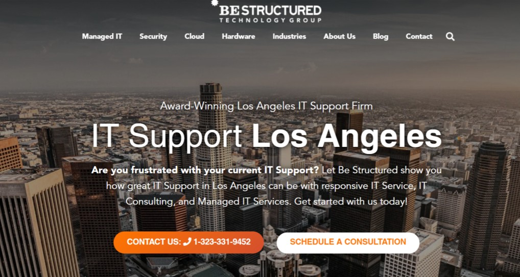 Best Software Companies in Los Angeles