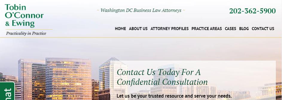 Intelligent Property Attorneys in Washington, DC
