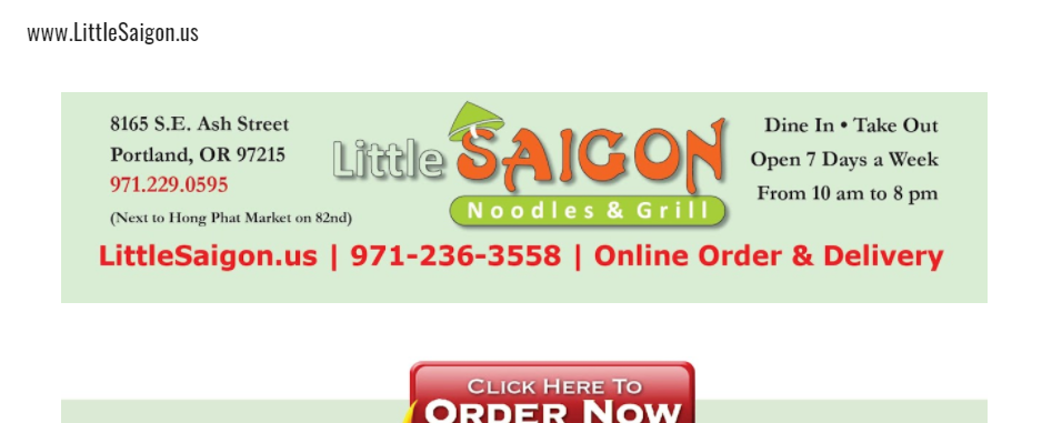 Affordable Vietnamese Restaurants in Portland, OR