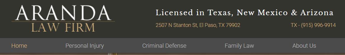 compensation attorneys in El Paso El Paso