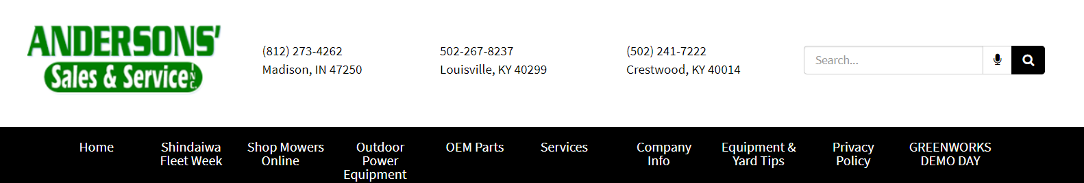 construction vehicle dealers in Louisville