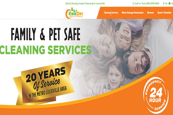 Carpet Cleaning Service Louisville