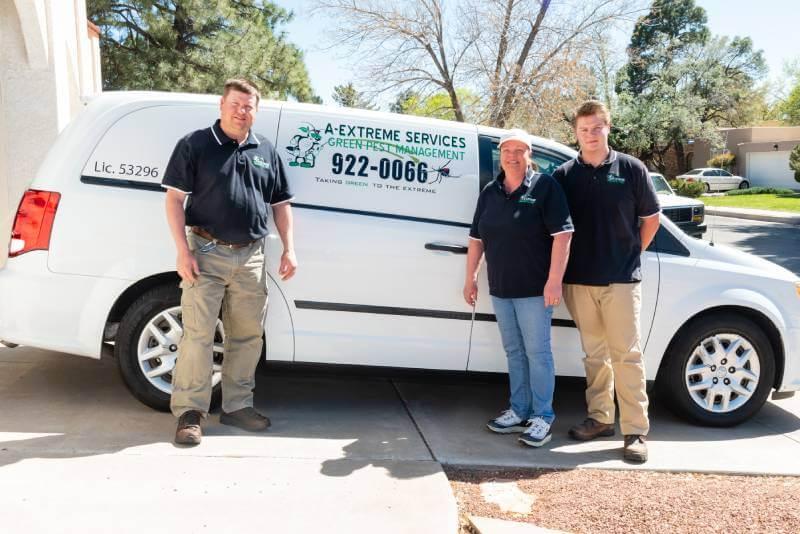 Top Pest Control Companies in Albuquerque