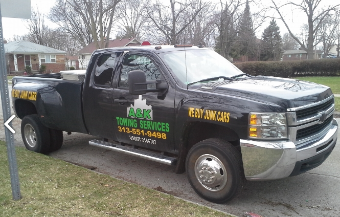 One the best Towing Services in Detroit