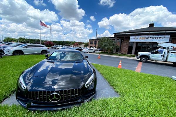 Mercedes Dealers in Houston