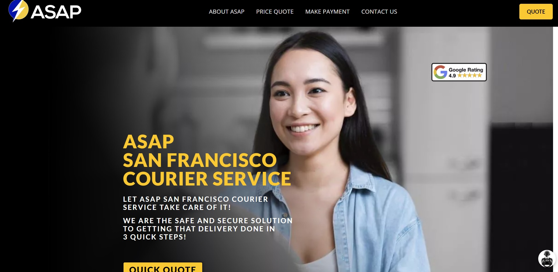 Best Courier Services in San Francisco, CA