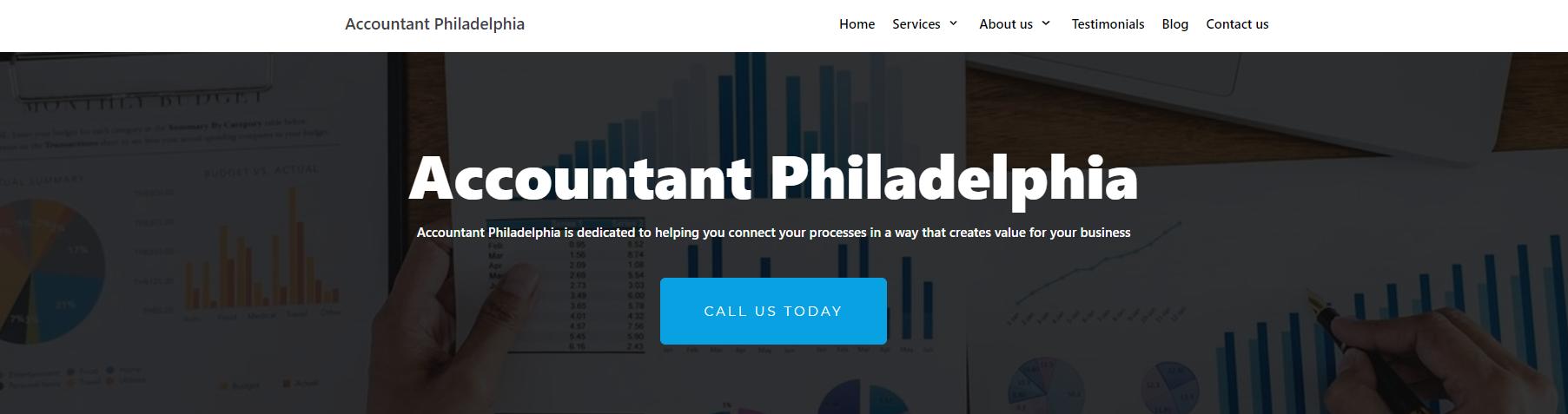Accountant Philadelphia