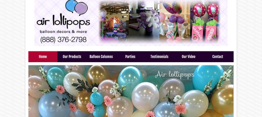 Air Lollipops in San Francisco, CA