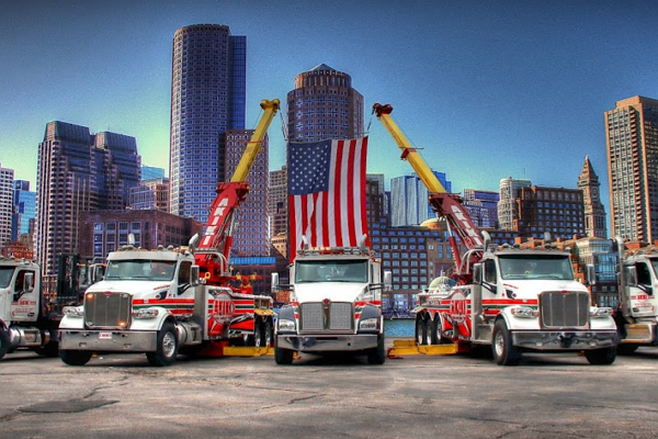 Towing Services in Boston