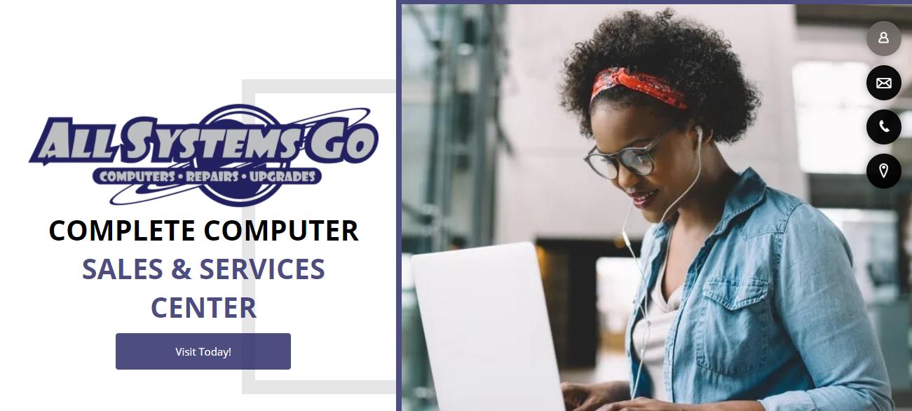 All Systems Go Computers in San Antonio, TX