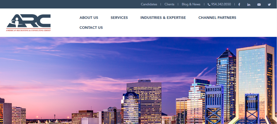 American Recruiting & Consulting Group in Jacksonville, FL