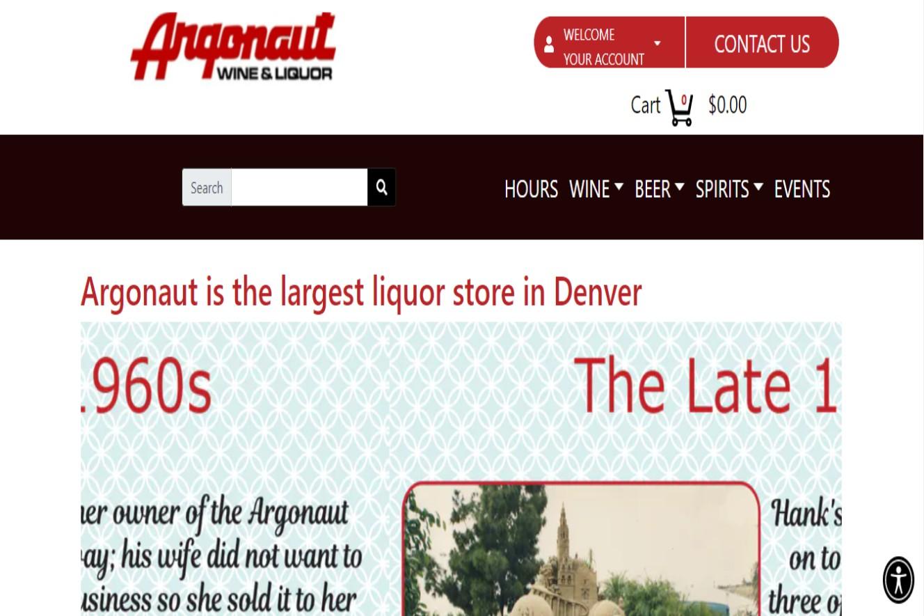 Argonaut's Bottle Shops in Denver, CO