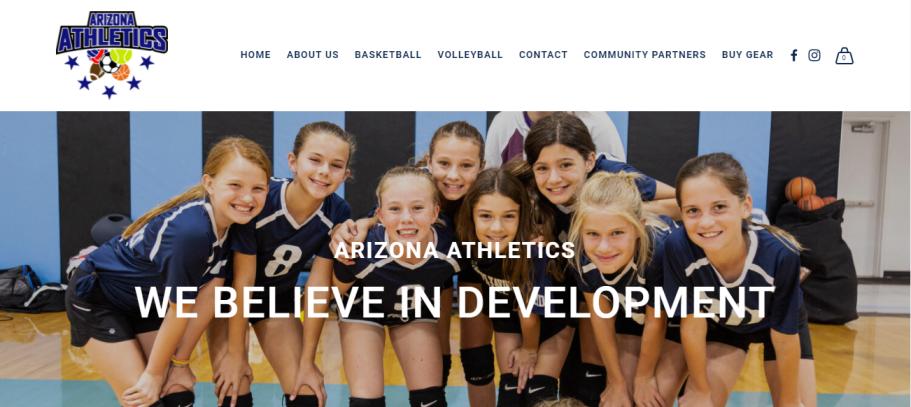 Arizona Athletics Youth Sports in Phoenix, AZ