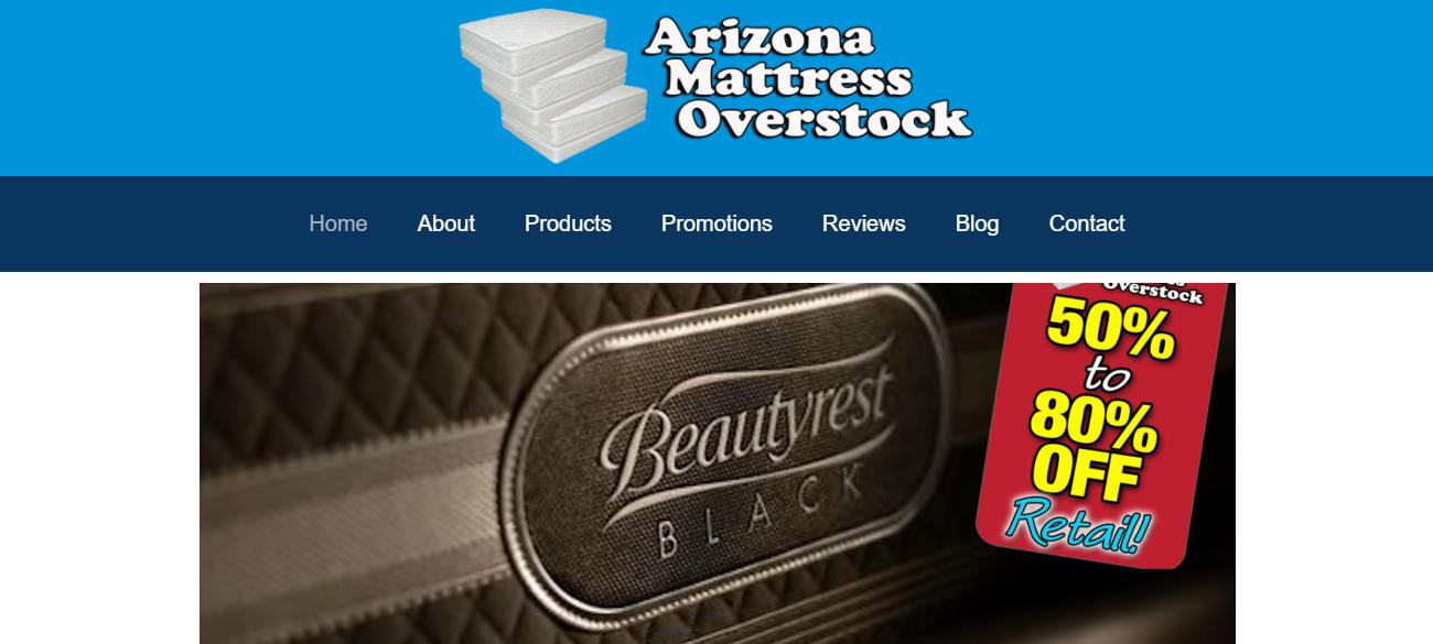 Arizona Mattress Overstock in Phoenix, AZ