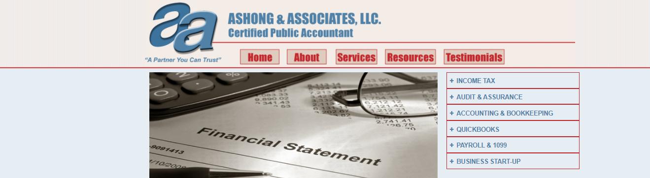Ashong and Associates, LLC.