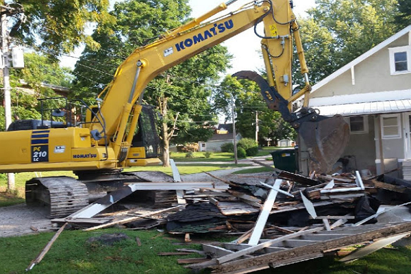 Demolition Builders Austin