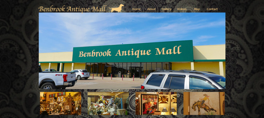 Benbrook Antique Mall in Fort Worth, TX
