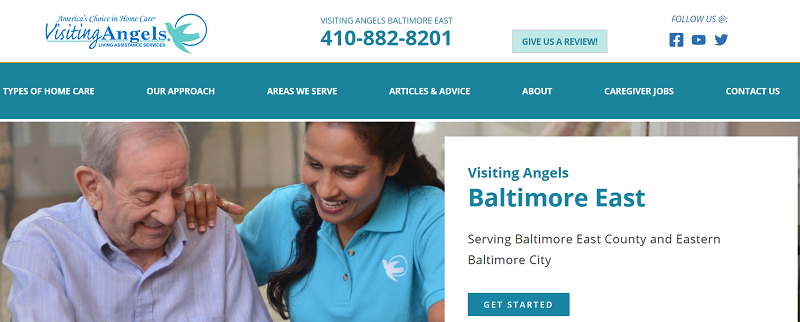 Assisted Living in Baltimore