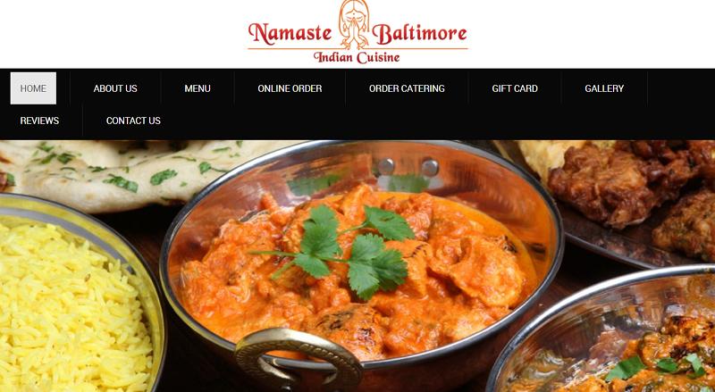 Baltimore's Best Indian Restaurant