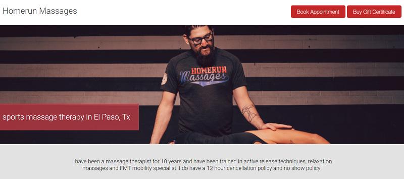 Sports Massage in Texas