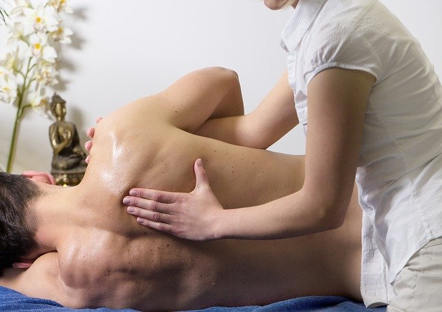 Sports Massage in El Paso
