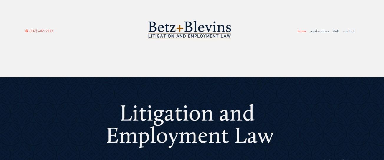 Betz + Blevins