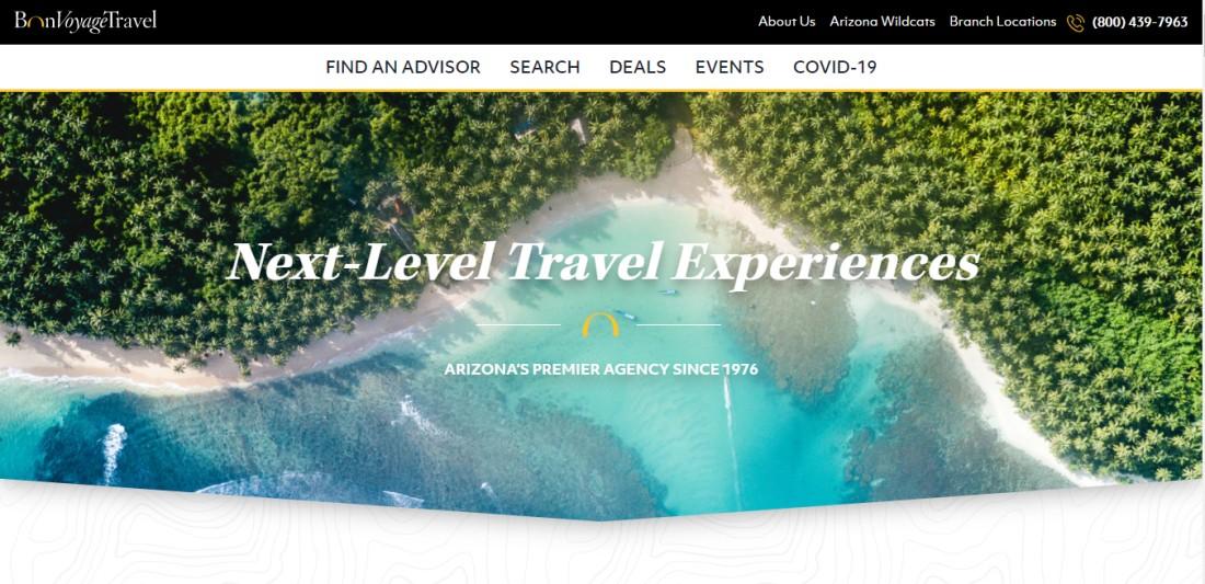 Bon Voyage Travel Agent in AZ