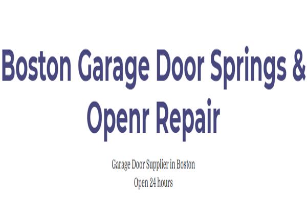 Top Garage Door Repair in Boston