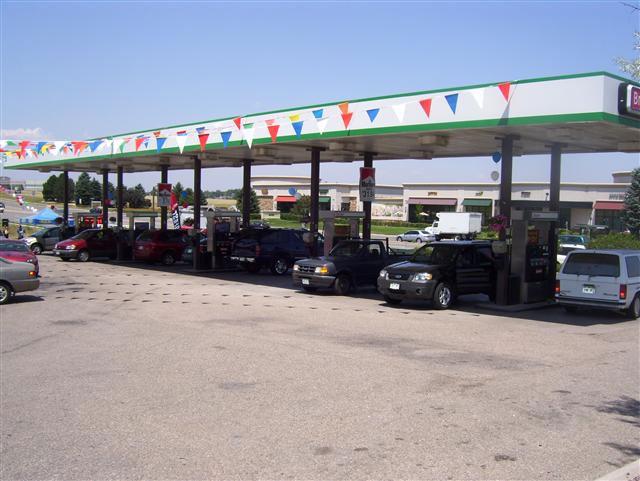 Petrol Stations Denver