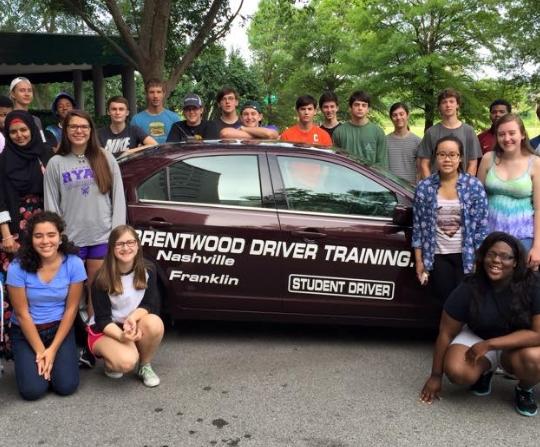 Top Driving Schools in Nashville